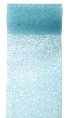 Lint LARGE, 100mm br, 10m lang, turquoise