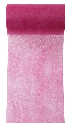 Lint LARGE, 100mm br, 10m lang, fuchsia